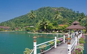 Going to Ko Chang by rented car