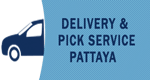 Rent a car and get free delivery and pickup service in Pattaya