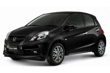 Rent a car in Pattaya Honda Brio