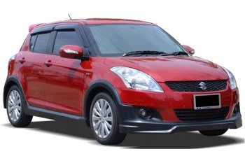 rent a car Suzuki Swift in Pattaya
